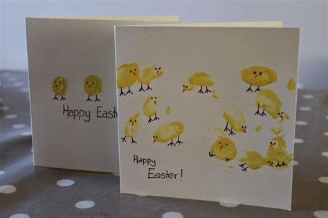easy easter cards for toddlers to make clarina s contemplations easy make easter cards