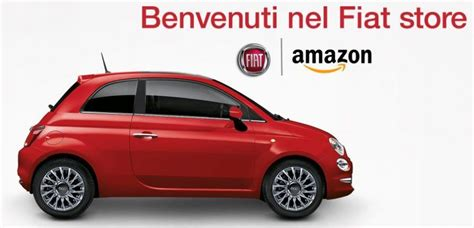 si鑒e auto amazon fiat store per acquistare l auto su amazon