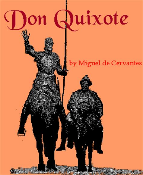 cervantes don quixote the quixote