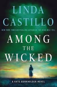 missing a kate burkholder novel books review among the by castillo going