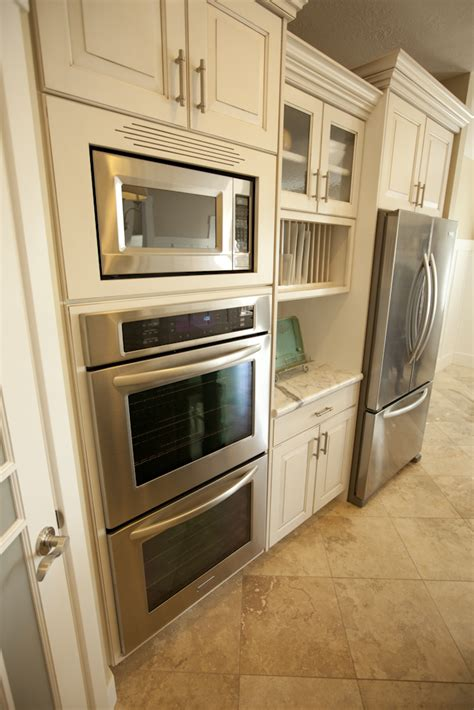 double oven kitchen design double wall oven double wall oven kitchen design