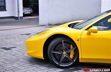 Ferrari 458 Spider Yellow by Photo Of The Day Yellow Ferrari 458 Spider By Willem De Zeeuw