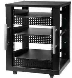 Audio Gear Rack Av Equipment Racks 3 Available Rack Solutions For The