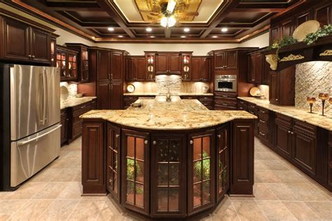 Kitchen Cabinet Bargains Bristol Chocolate Kitchen Cabinets Bargain Outlet Lg Limitless Design