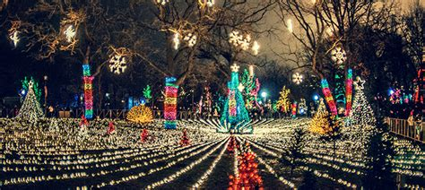 Zoolights At Lincoln Park Zoo November 27 January 3 Lights At Lincoln Park Zoo