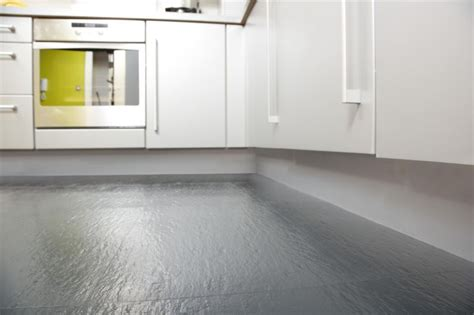 Rubber Flooring Kitchen 10 Rooms With Rubber Flooring