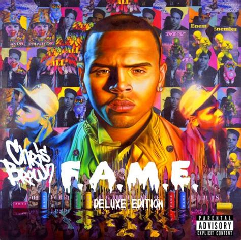 wet the bed chris brown download chris brown f a m e deluxe edition by mycierobert on