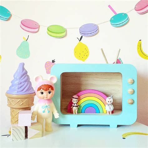 decorations for toddlers wooden tv shadow boxes room d 233 cor finlee and me