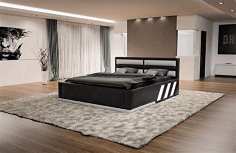 Schlafzimmer Komplett Mit Aufbau by Designerbett Apollonia Wasserbett Komplett Set Mit Led