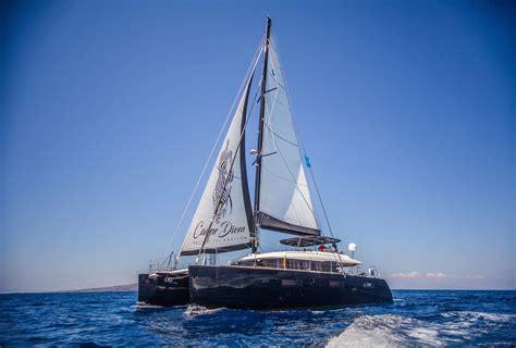 catamaran greece private greece catamaran charters luxury catamarans for