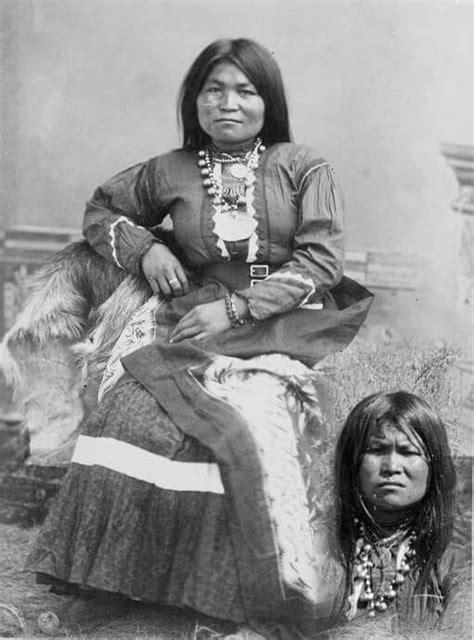 "Dohnsay ""Lulu"" Dahkeya. Her Apache name was Tozey. Born"