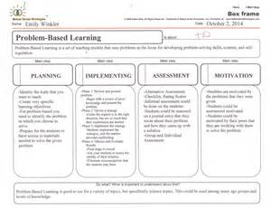 problem based learning fall 2014