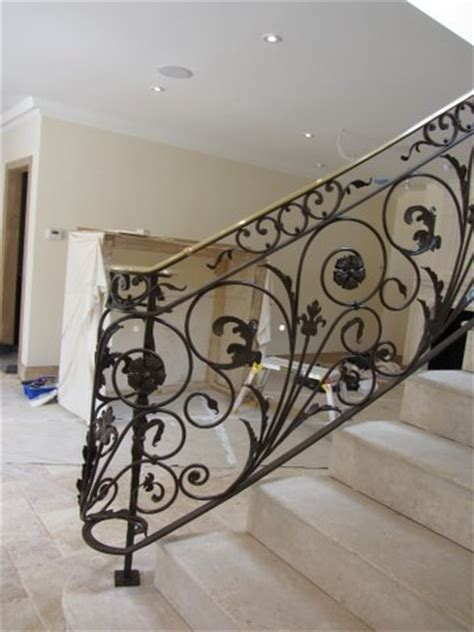 wrought iron banister wrought iron banisters hshire