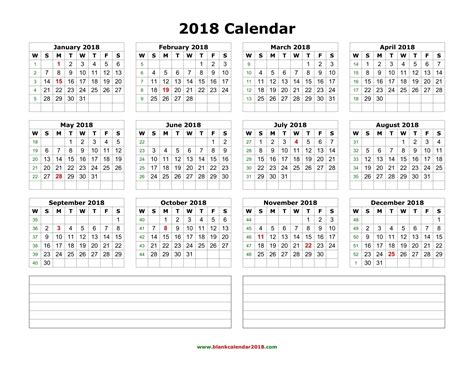 August 2018 Calendar Word Calendar Template Excel 2018 Yearly Calendar Template Excel