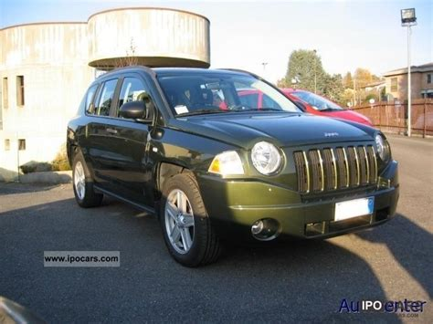 Turbo Jeep Compass 2009 Jeep Compass 2 0 Turbo Diesel Sport Car Photo And Specs