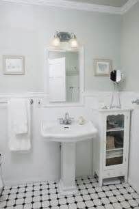Vintage Black And White Bathroom Ideas by How To Style A Small Bathroom Decoration Ideas And Tips