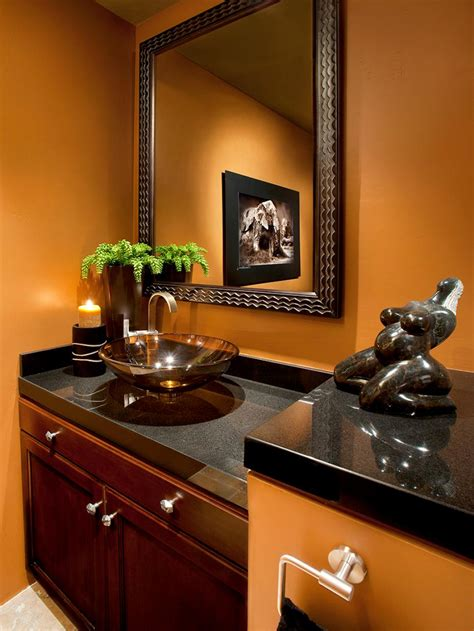luxury bathrooms for less 12 designer bathrooms for less hgtv