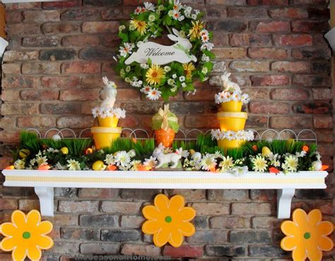 seasonal home decorations yellow at easter it s not just for chicks anymore