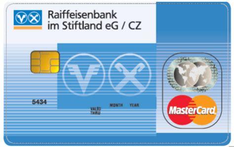 raiffeisen bank cz kurzy platebn 237 ch karet 2016 platby u obchodn 237 ků test