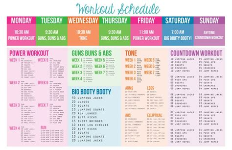 how can i make my own calendar make my own workout plan healthy food tips to lose weight