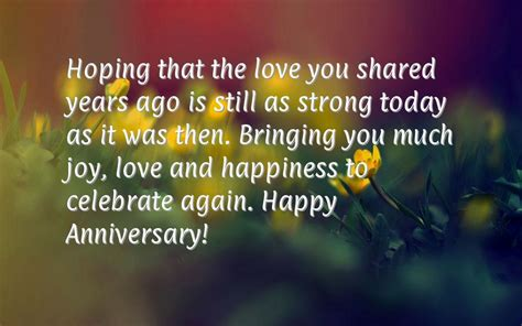 Parents Anniversary Quotes From Quotesgram