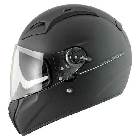shark matte black shark vision r series 2 helmet solid revzilla