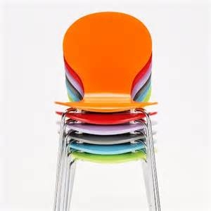 chaises colorees chaises color 233 es deal du jour groupon