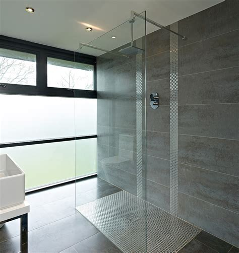 Modern Kitchen Designs 2012 by Walk In Shower Transform Architects House Extension