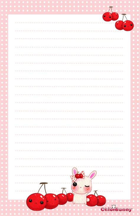 printable free note paper free printable note paper printables pinterest