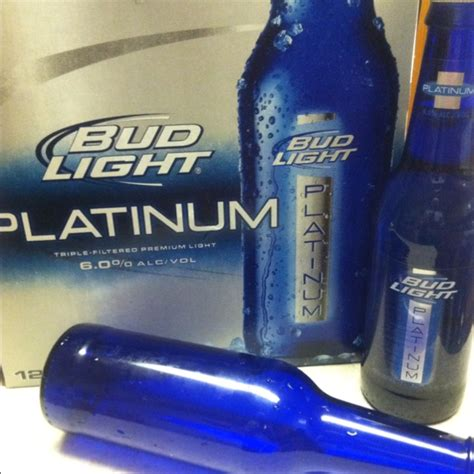 Calories In Bud Light Platinum by Pin By Judith Hindall On Bottle Trees