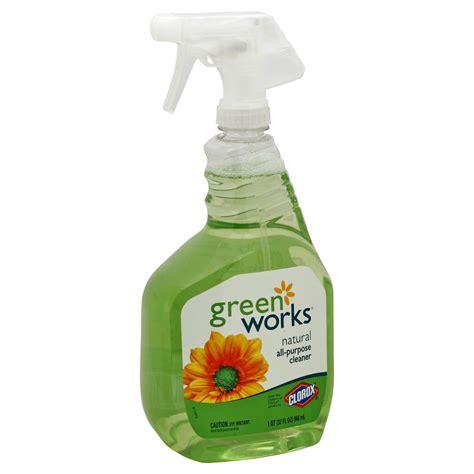 clorox green works  purpose cleaner natural  fl oz  qt  ml shop