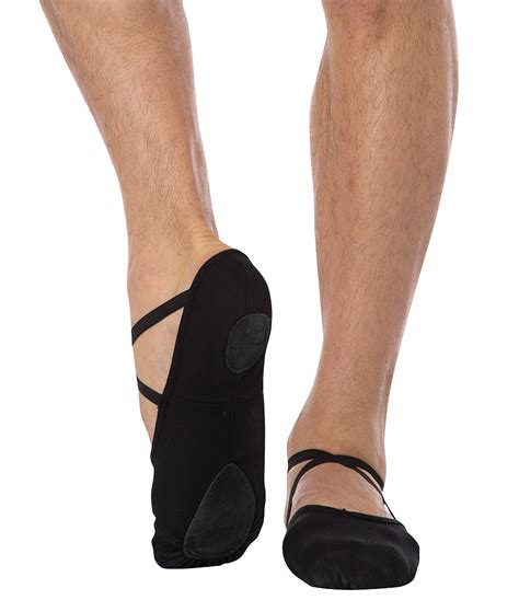 canvas ballet slippers wendy totalstretch canvas ballet slipper by angelo luzio