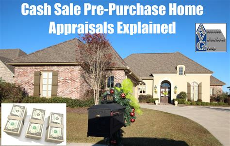 baton pre purchase sale appraisals explained