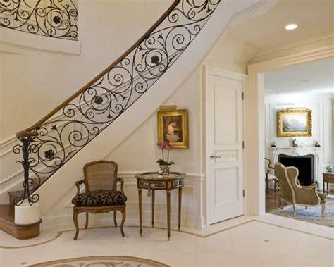 Decoration Escalier Interieur Maison by D 233 Co Entr 233 E Maison Escalier