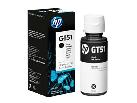 Hp Ink Catridge Gt52 Yellow hp ink bottle gt53 yellow office warehouse inc