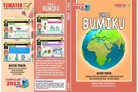 Tematik 6 Tema 9 Kls 6 cd belajar tematik sd kelas 6 tema 8 bumiku