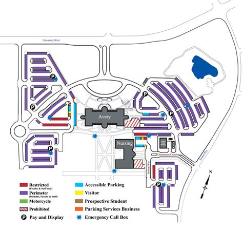 texas state parking map rock parking services texas state university