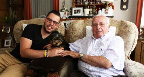 grandpas surprise family surprises grief stricken grandfather with a puppy video most watched today
