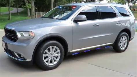 Dodge Durango Police Vehicle   John Jones Auto Group