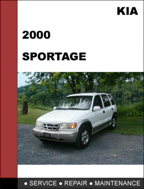electric and cars manual 2000 kia sportage lane departure warning kia sportage 2000 oem service repair manual download download man