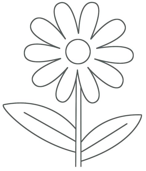 Templates For Stencils by Free Printable Large Flower Stencils Printable Pages