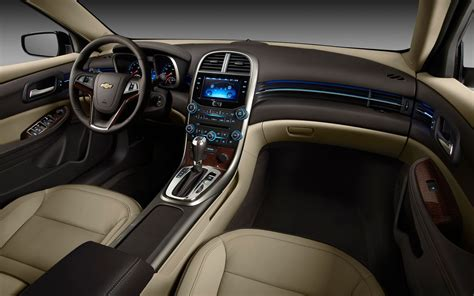 Chevrolet Malibu Interior by 2013 Chevrolet Malibu Eco Interior Photo 10
