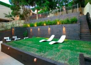 Terraced Backyard Landscaping Ideas The 25 Best Tiered Garden Ideas On Terraced Landscaping Drain Installation