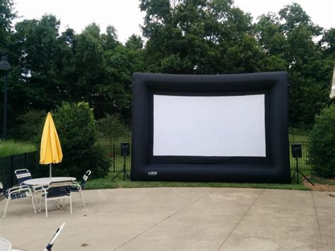 backyard movie rental nashville outdoor movies outdoor movie rentals in