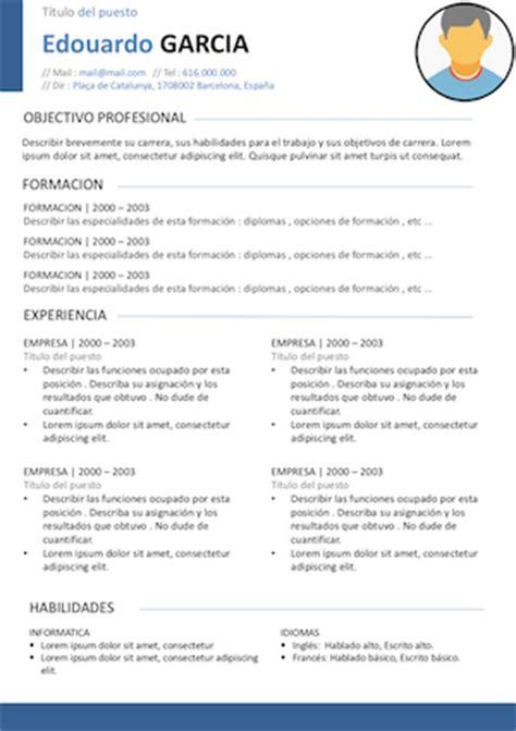curriculum vitae simple modelo de curriculum vitae simple ejemplo 2 como hacer un curriculum vitae modelos para descargar