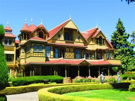 winchester house san jose winchester house fotograf 237 a de winchester mystery house san jos 233 tripadvisor