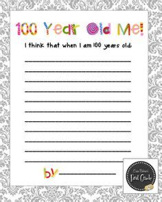 100th day writing paper 1000 images about oh the thinks you can think on