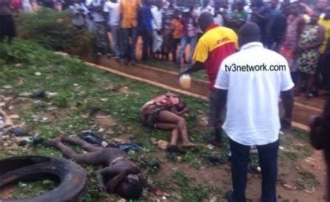 latest entertainment gossip in ghana suspected robbers burnt to death in kumasi more photos
