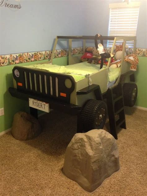 jeep bed plans 80 best images about kids jeep bed on pinterest kid beds