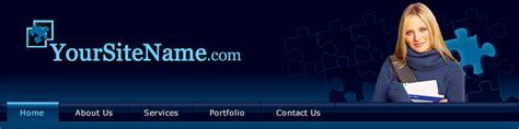 website header design website header